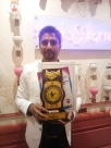 Awarded by Bharat shiksha rattan award